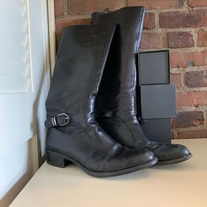 Via Spiga leather boots